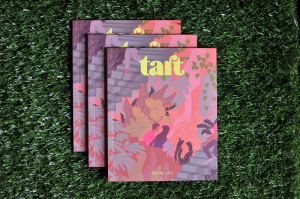 Tart Magazine cover